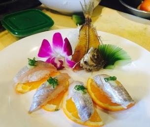 Pompano Sushi Nigiri